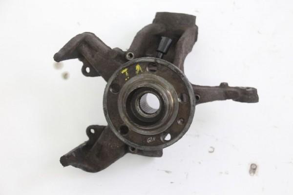 Achsschenkel Skoda FABIA 1 6Y 6Q0407255AC vorn links 1.4 55 KW 75 PS ABS Benzin gebraucht