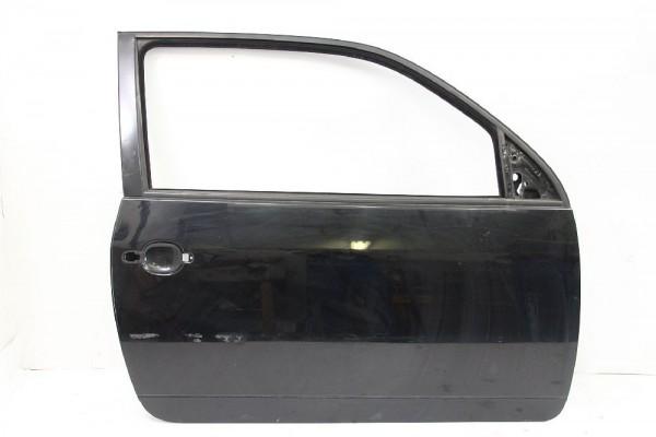 Tür Seat AROSA rechts 6X3831052AJ Schwarz 10/2000