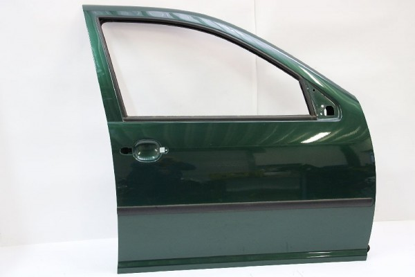 Tür VW GOLF 4 vorn rechts 1J4831056H Grün 12/1999