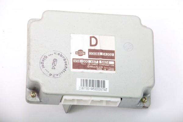 Karosseriesteuergerät Nissan NAVARA D40 33084EA302 Verteilergetriebe 05/2006