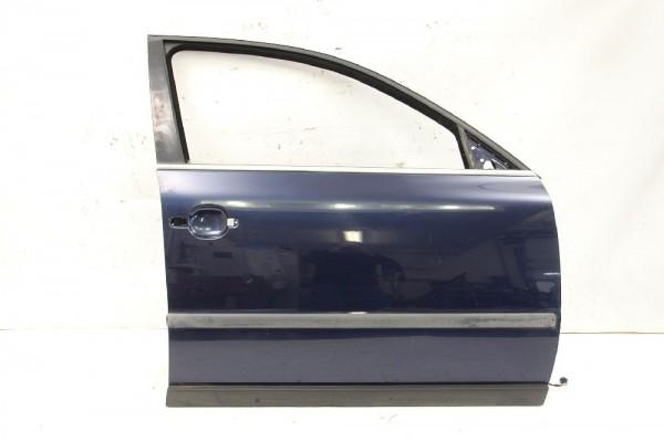 Tür VW PASSAT 3BG vorn rechts 3B4831052BE Blau 12/2002