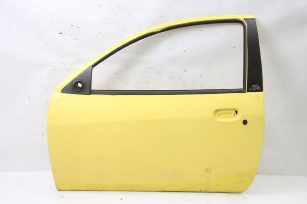 Tür Ford KA 1 RBT links P20KGB20123KA 1692566 Gelb 02/2002