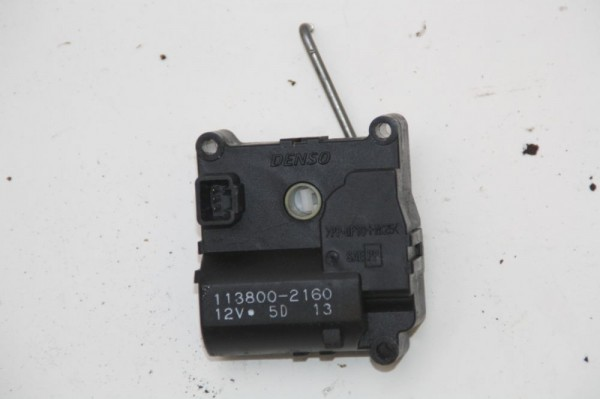 Stellmotor Heizung Mitsubishi PAJERO 3 V60 1138002160 DENSO 09-2002 gebraucht