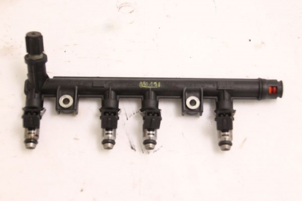 Einspritzventil Fiat PANDA 2 169 55183532 71729224 1.1 40 KW 54 PS Benzin 03-201 gebraucht