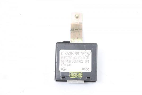 Karosseriesteuergerät Kia CARNIVAL 2 GQ 0K53B667F0A Spiegelsteuerung 07-2004 gebraucht