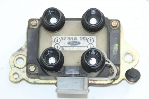 Zündspule Ford KA 1 RBT 88SF12029A2A 1.3 37 KW 50 PS 10-2001 gebraucht