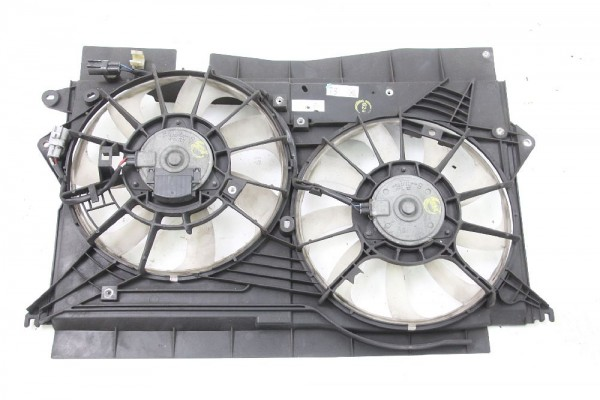 Kühlerlüfter Toyota AVENSIS 3 T27 160400R160 2.0 Diesel 91 KW 124 PS 02-2012 gebraucht