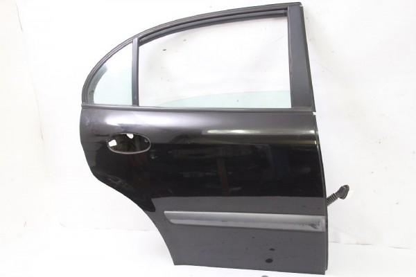Tür Daewoo EVANDA hinten rechts Schwarz 10-2004 gebraucht