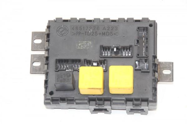 Sicherungskasten Fiat MULTIPLA 46517276 Benzin 11-1999 gebraucht
