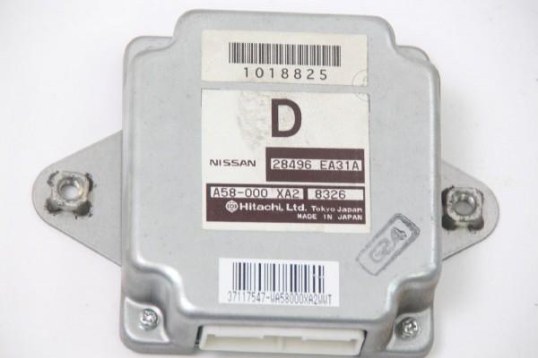 Karosseriesteuergerät Nissan NAVARA D40 28496EA31A 11/2008