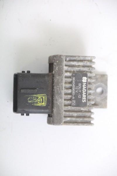 Glühzeitsteuergerät für Nissan X-TRAIL 2 T31 9640469680A 2.0 127 KW 173 PS Diese gebraucht