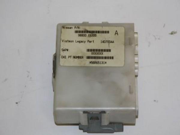 Karosseriesteuergerät für Nissan PATHFINDER R51 98800EB300 04-2006 gebraucht