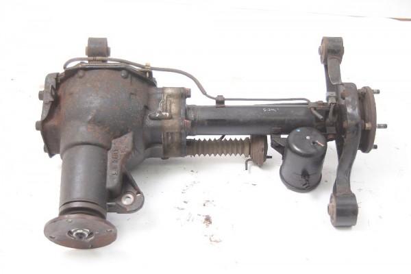 Vorderachse Mitsubishi PAJERO 4 V98 Ü4.10 3.2 118 KW 160 PS ABS Diesel 06-2007 gebraucht