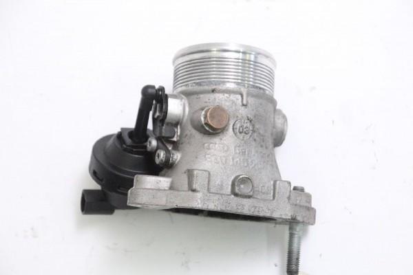 Drosselklappe Audi A4 Avant B6 8E0145950C 2.5 132 KW 180 PS Diesel 04-2003 gebraucht