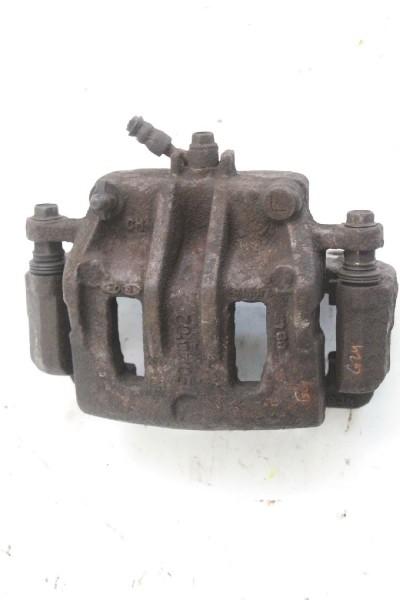 Bremssattel Hyundai SANTA FE 2 CM 581802BA10 MANDO vorn links ABS 2.2 Diesel gebraucht
