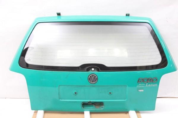 Heckklappe VW POLO 6N Grün 6N0827025C 6N0845051T 10-1996 gebraucht