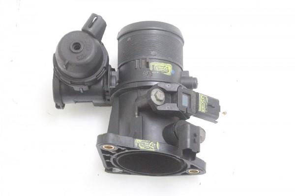 Drosselklappe Citroen C4 1 LC 9660110780 0345F0 2.0 100 KW 136 PS Diesel 03-2010 gebraucht