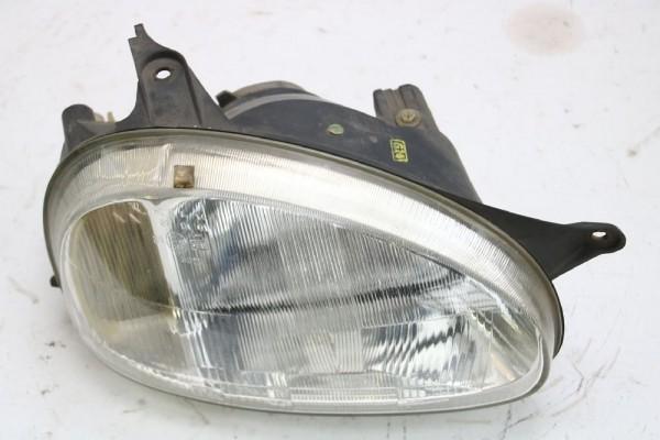 Scheinwerfer Opel CORSA B rechts 90444787 VALEO 1216489 06-1999 gebraucht