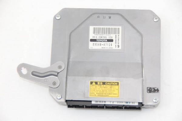 Motorsteuergerät Toyota PRIUS 2 NHW20 8954047120 1.5 57 KW 78 PS Benzin 02-2008 gebraucht
