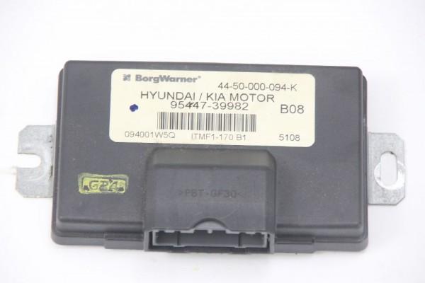 Getriebesteuergerät Kia SPORTAGE 2 9544739982 2.0 104 KW 141 PS Benzin 04-2005 gebraucht