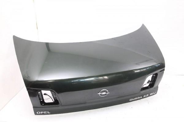 Heckdeckel Opel OMEGA B Grün 9146260 176025 03-2000 gebraucht