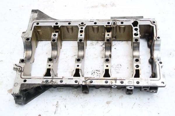 Ölwanne BMW 1er E87 7558226 Oberteil 1.6 90 KW 122 PS N43B16AA Benzin 04-2008 gebraucht