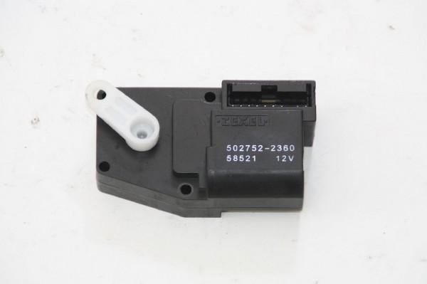 Stellmotor Heizung für Subaru FORESTER 2 SG 5027522360 ZEXEL 09-2005 gebraucht