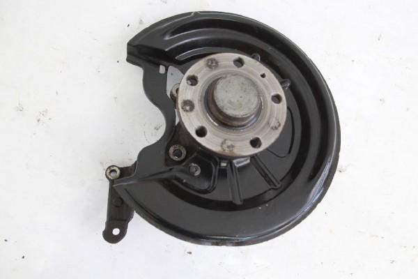 Achsschenkel Skoda OCTAVIA 1Z 1K0505435AC hinten links 1.6 77 KW 105 PS ABS gebraucht
