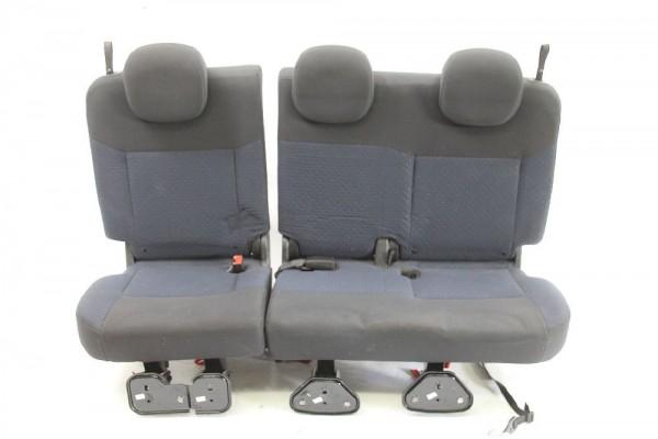 Sitzbank für Nissan NV200 10/2012