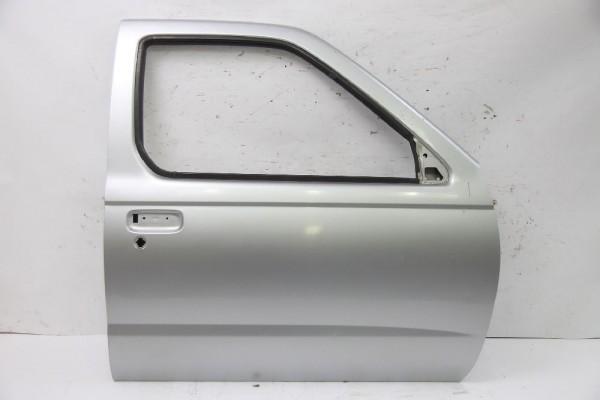Tür für Nissan PICK UP D22 vorn rechts H01002S400 H0100VK9AM Silber 11-2003 gebraucht