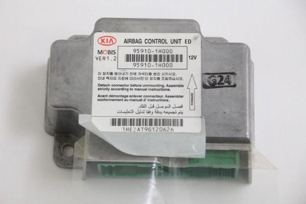 Airbagsteuergerät Kia CEED 1 ED 959101H000 1.6 04-2007 gebraucht