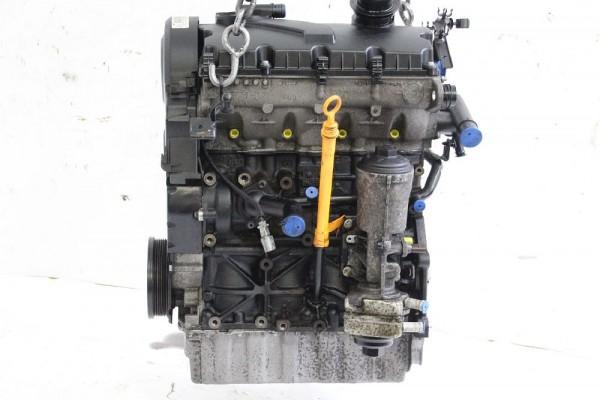 Motor VW GOLF PLUS BXF 03G100035M 1.9 66 KW 90 PS Diesel 12/2008