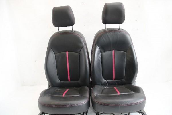 Sitzgarnitur Chevrolet SPARK M300 mit Seitenairbag / mit Sitzheizung 07-2012 gebraucht