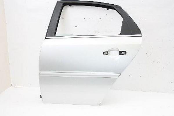 Tür Opel VECTRA C GTS hinten links 93175839 124063 Silber 09-2002 gebraucht