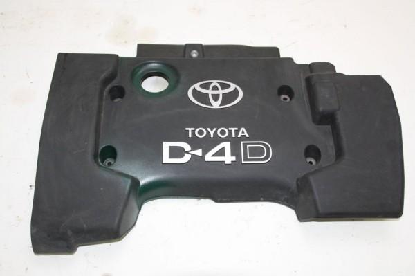 Motorabdeckung Toyota AVENSIS 2 T25 2.0 Diesel 10-2004 gebraucht