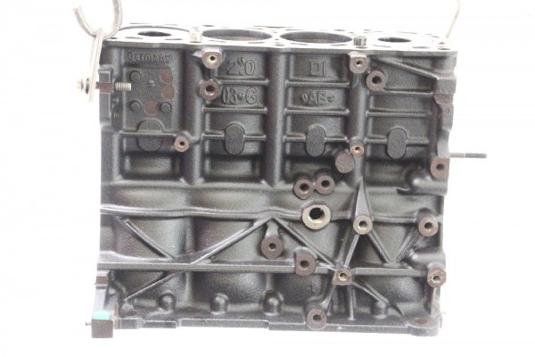 Motorblock Dodge JOURNEY ECE ohne Kurbelwelle 2.0 103 KW 140 PS Diesel 10-2008 gebraucht
