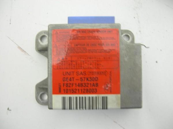 Airbagsteuergerät Mazda 626 GW Kombi GE4T57K30D 1.8 09-1998 gebraucht