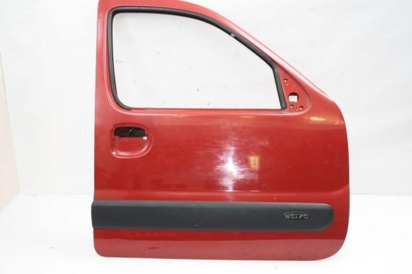 Tür Renault KANGOO FC vorn rechts 7751471746 Rot 08-2003 gebraucht