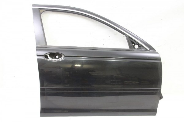 Tür Jaguar X-TYPE X400 vorn rechts Anthrazit 02/2009