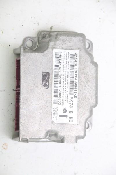 Airbagsteuergerät Jeep PATRIOT P04896615AE 2.0 12-2009 gebraucht