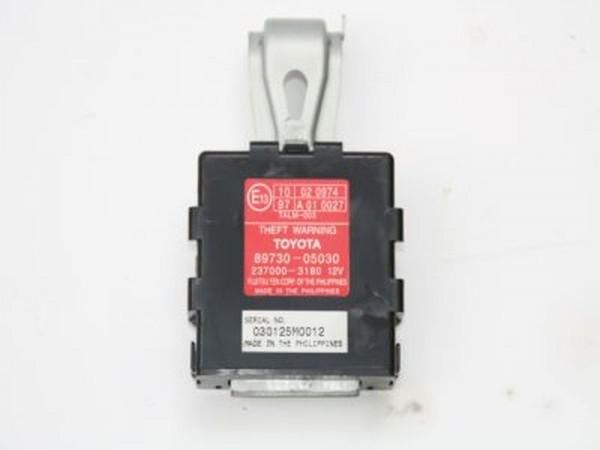 Karosseriesteuergerät Toyota AVENSIS 2 T25 8973005030 07/2003