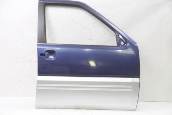 Tür für Nissan TERRANO II R20 rechts 801007F030 Blau 10-1999 gebraucht