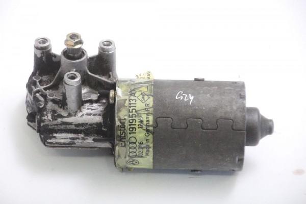 Wischermotor VW GOLF 2 vorn 191955113A 251955119 11-1990 gebraucht