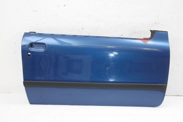 Tür Fiat PUNTO Cabriolet 176 rechts 46736039 Blau 03-1996 gebraucht
