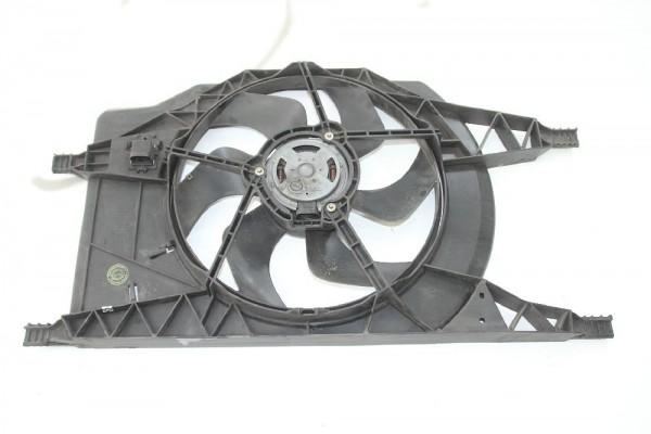 Kühlerlüfter Renault LAGUNA KG 8200025635 1.9 Diesel 88 KW 120 PS 09-2002 gebraucht