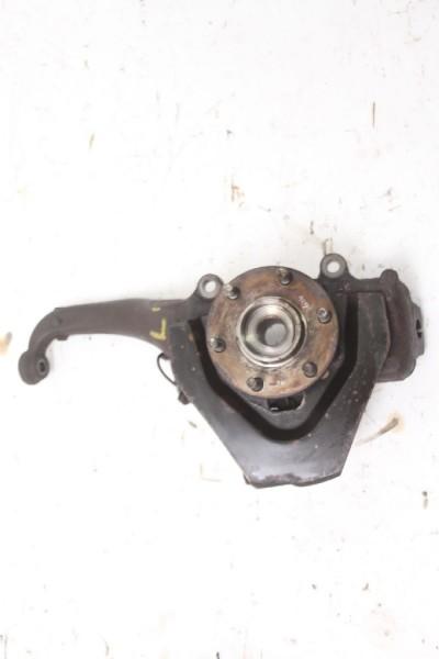 Achsschenkel für Nissan NAVARA D40 vorn links 2.5 128 KW 174 PS ABS Diesel gebraucht