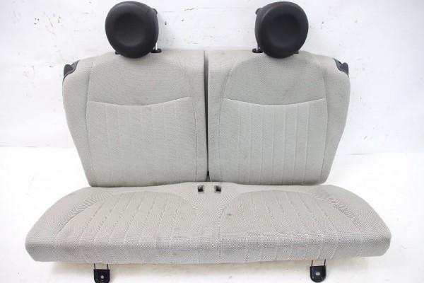 Sitzbank Fiat 500 312 hinten 07-2010 gebraucht