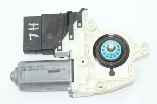 Fensterhebermotor VW PASSAT 3C hinten links 1K0959703P SIEMENS BROSE 11-2006 gebraucht