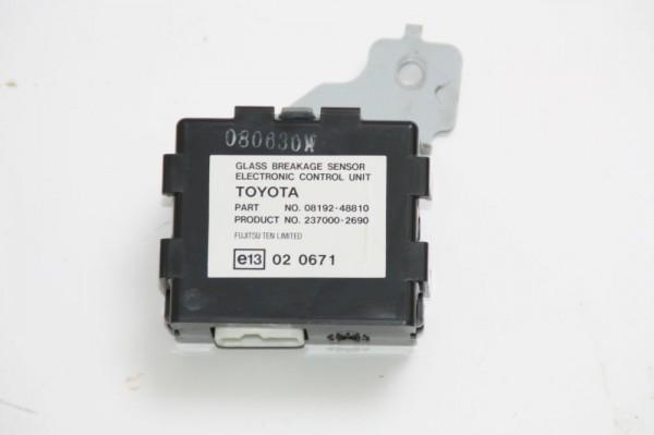 Alarmanlage Toyota RAV 4 III SA CA 0819248810 2370002690 04-2009 gebraucht
