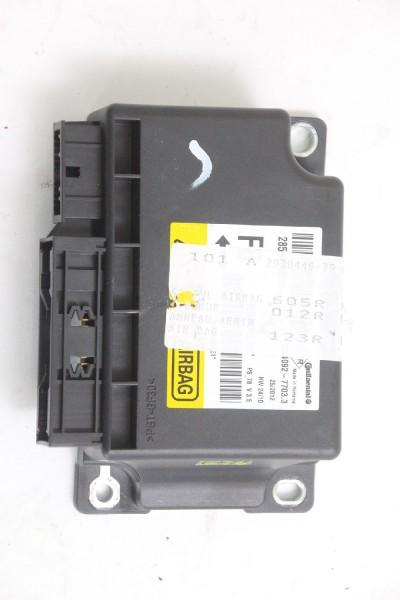 Airbagsteuergerät Renault SCENIC 3 285589605R 1.5 09/2012
